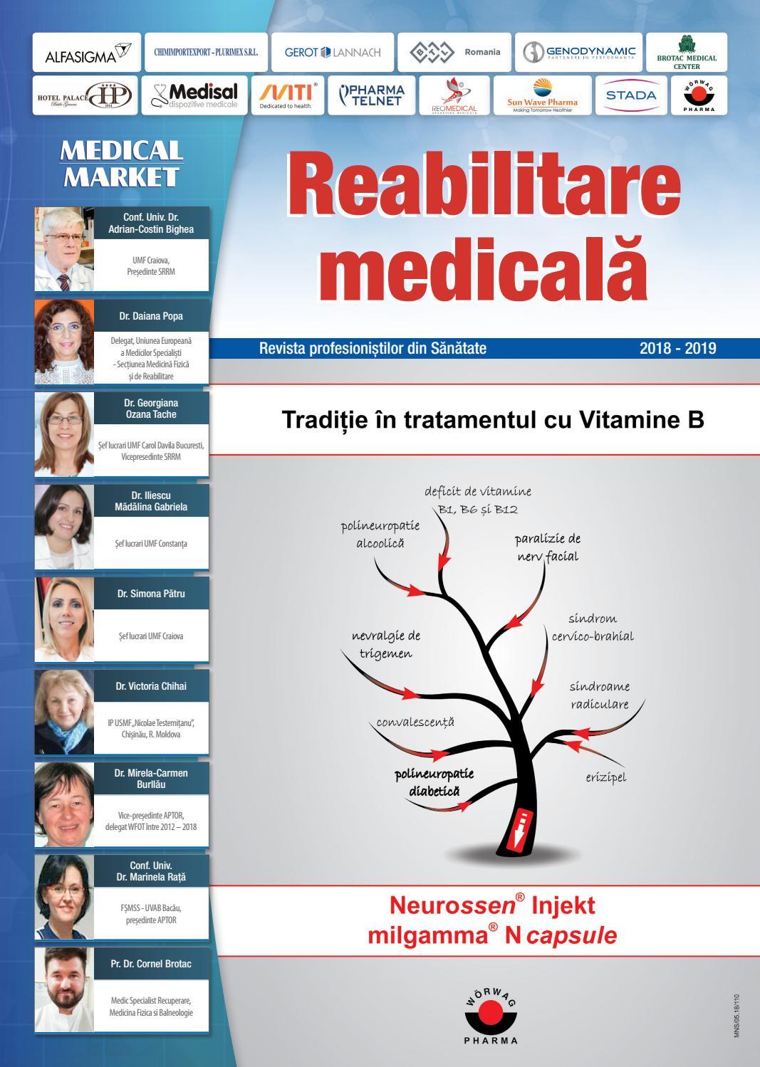 Clinici de terapii pentru recuperare din Timisoara