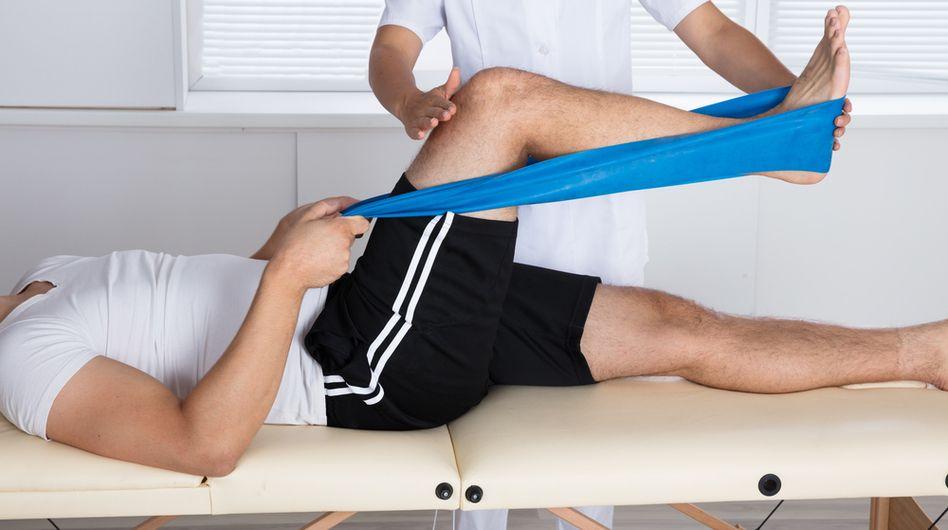 durere sub genunchi după înlocuirea articulației ce poate însemna dureri de șold